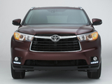 Pictures of Toyota Highlander 2013