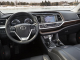 Pictures of Toyota Highlander Hybrid 2013