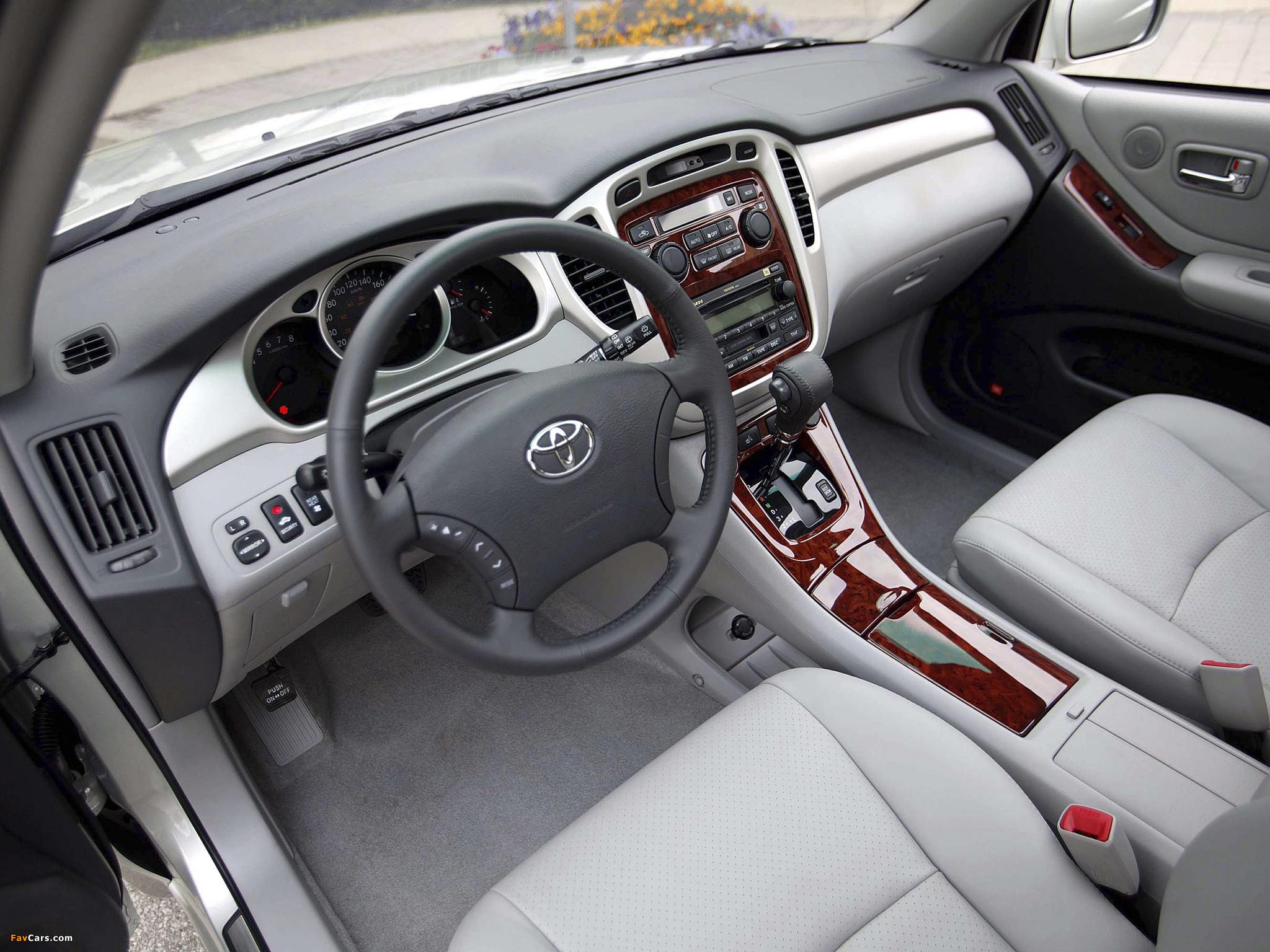 Отзывы владельцев Toyota Highlander (Тойота Хайлендер) с ФОТО