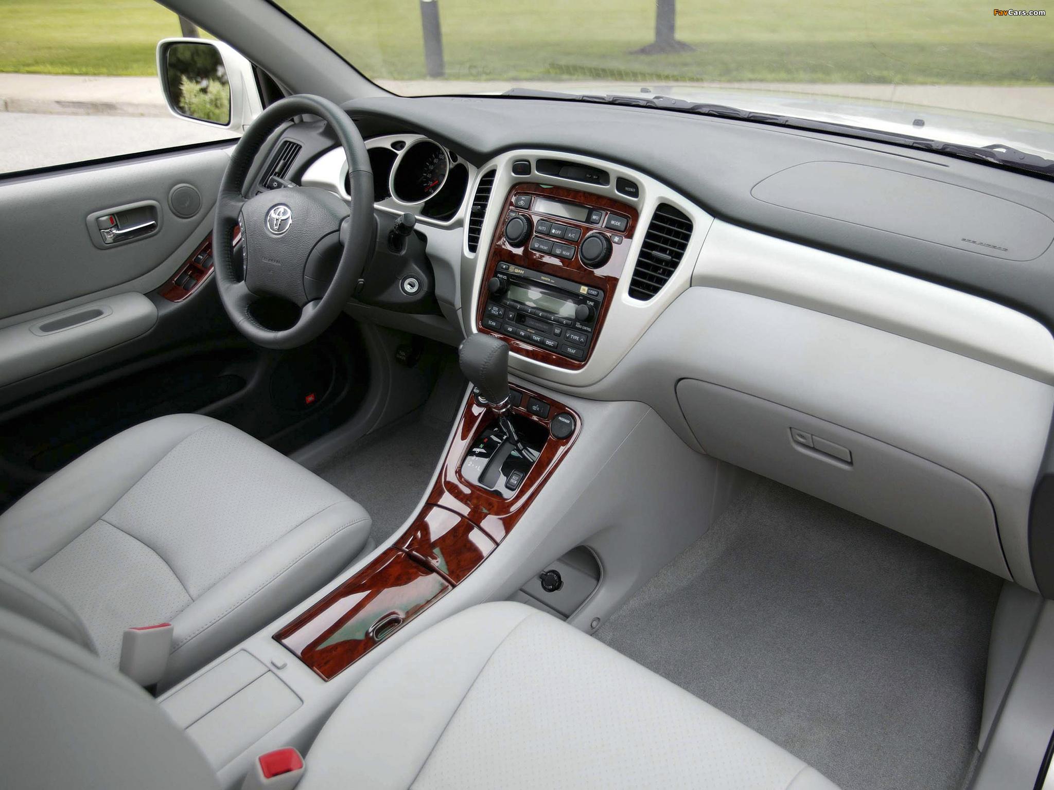 Toyota Highlander 2017 - Тойота Хайлендер Новый Описание и ...