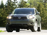 Toyota Highlander Hybrid 2007–10 photos