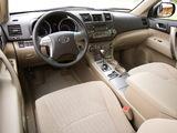 Toyota Highlander 2007–10 wallpapers