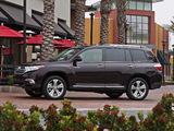 Toyota Highlander 2010 photos