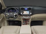 Toyota Highlander 2014, 2015, 2016, 2017, suv, 3 поколение ...