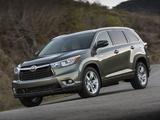 Toyota Highlander Hybrid 2013 images