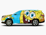 Toyota Highlander SpongeBob SquarePants Concept 2013 photos
