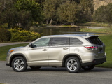 Toyota Highlander 2013 wallpapers