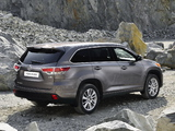 Toyota Highlander CIS-spec 2014 pictures