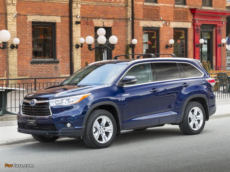 Новый Toyota Highlander (Тойота Хайлэндер): цены ...