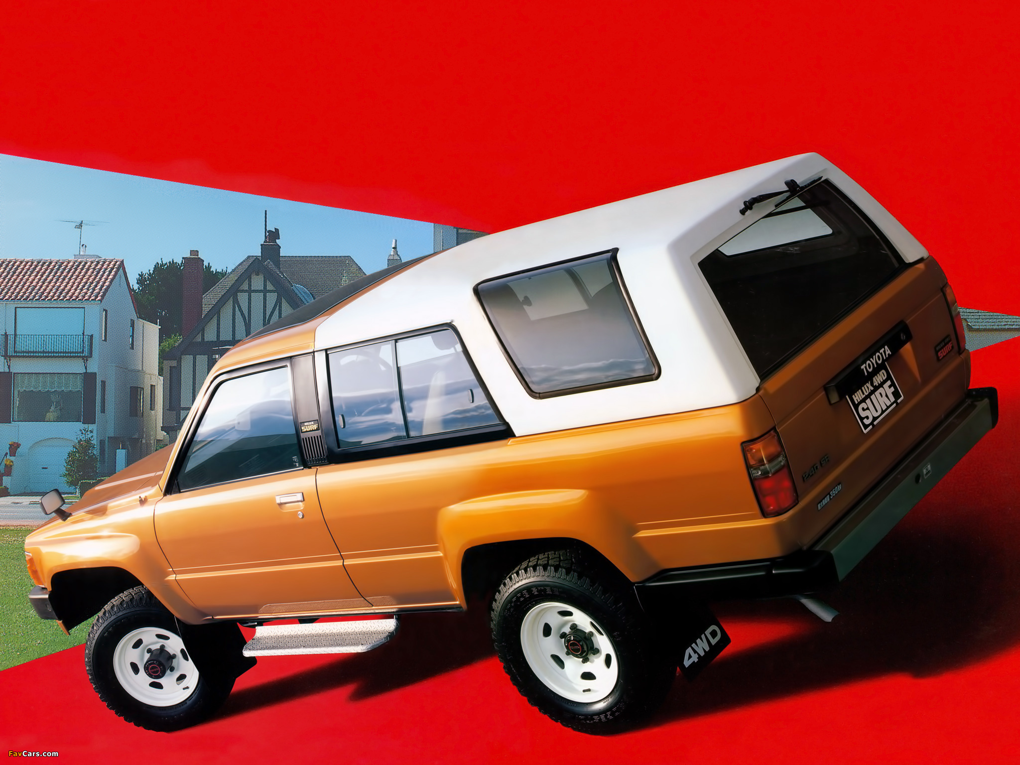 TOYOTA HILUX SURF catalog - reviews, pics, specs and ...