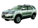 Images of Toyota Hilux SW4 2012