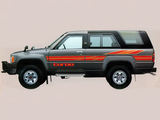 Photos of Toyota Hilux Surf 1984–86