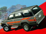 Toyota Hilux Surf 1984–86 images