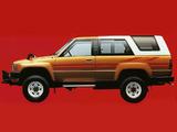 Toyota Hilux Surf 1984–86 photos