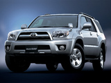 Toyota Hilux Surf 2005–09 photos