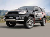 JAOS Toyota Hilux Surf (N215) 2005–09 wallpapers