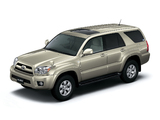 Toyota Hilux Surf 2005–09 wallpapers