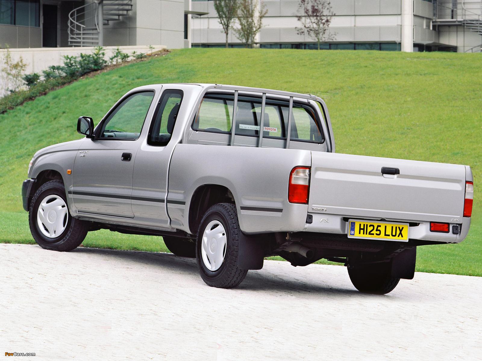 Toyota Hilux Surf (Тойота Хайлюкс сурф) - Продажа, Цены ...