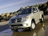 Images of Toyota Hilux Xtra Cab AU-spec 2005–08