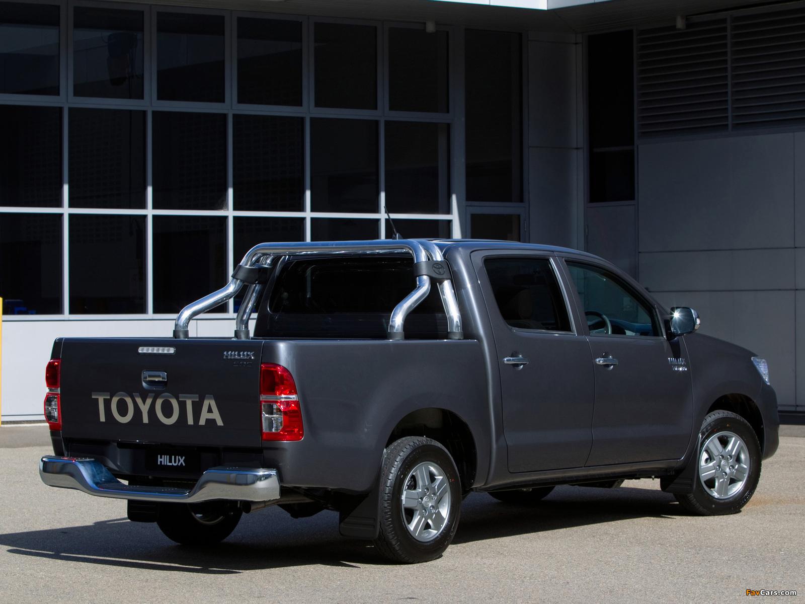 Hilux Tonka Truck | Concept Vehicle | Toyota Australia