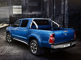 Images of Toyota Hilux Invincible Double Cab 2013