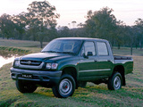 Photos of Toyota Hilux Double Cab AU-spec 2001–05