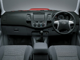 Photos of Toyota Hilux Double Cab 4h2 ZA-spec 2011