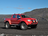 Pictures of Arctic Trucks Toyota Hilux Invincible AT38 2007