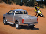 Pictures of Toyota Hilux Xtra Cab ZA-spec 2008–11