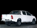 Pictures of Toyota Hilux Dakar Double Cab 2014