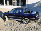 Toyota Hilux Double Cab UK-spec 1997–2001 wallpapers