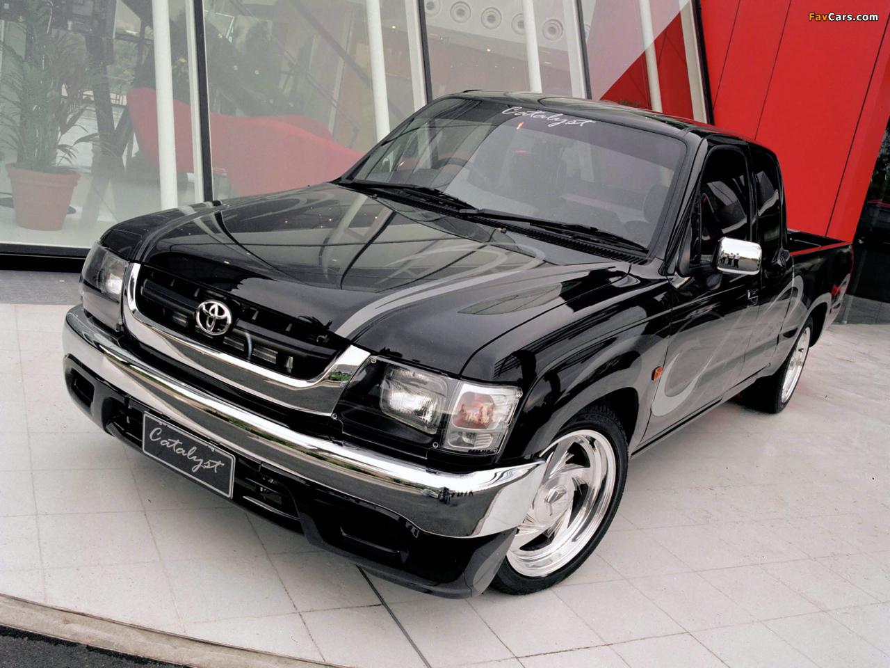 Kekurangan Toyota Hilux 2003 Top Model Tahun Ini