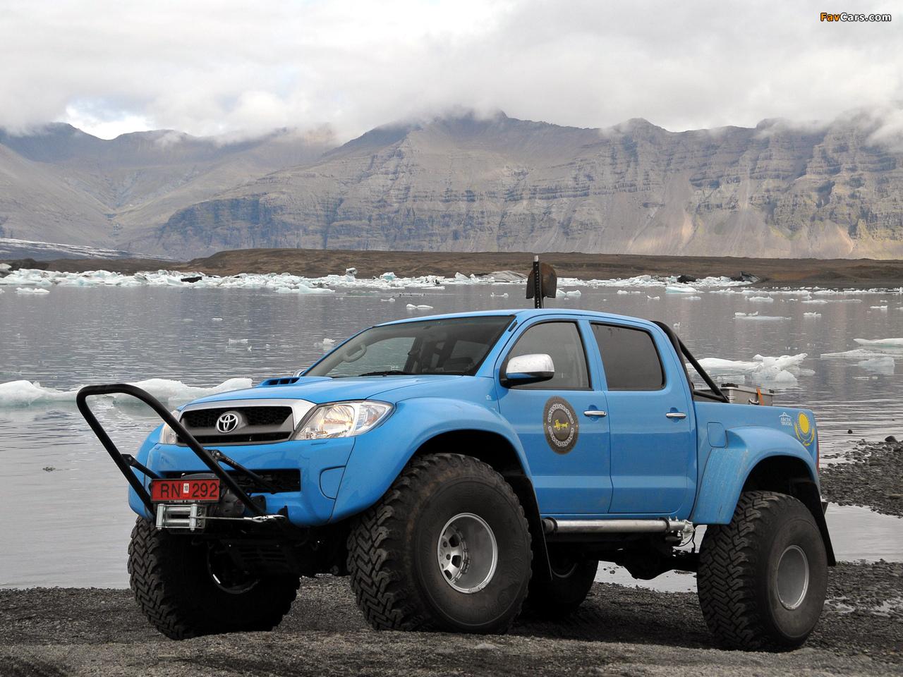 Arctic Trucks Toyota Hilux At44 2007 Photos 1280x960