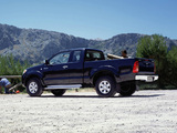 Toyota Hilux Extended Cab 2008–11 wallpapers