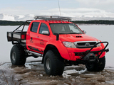 Arctic Trucks Toyota Hilux AT44 South Pole Expedition 2011 wallpapers