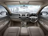 Toyota Hilux Vigo Champ Xtra Cab TH-spec 2012 images