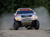 Toyota Hilux Rally Car 2012 images