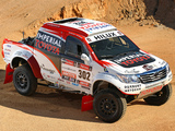 Toyota Hilux Rally Car 2012 pictures