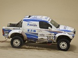 Toyota Hilux Rally Car 2012 wallpapers