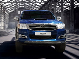 Toyota Hilux Invincible Double Cab 2013 pictures