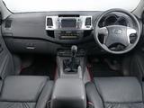Toyota Hilux Dakar Double Cab 2014 images