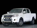 Toyota Hilux Dakar Double Cab 2014 pictures