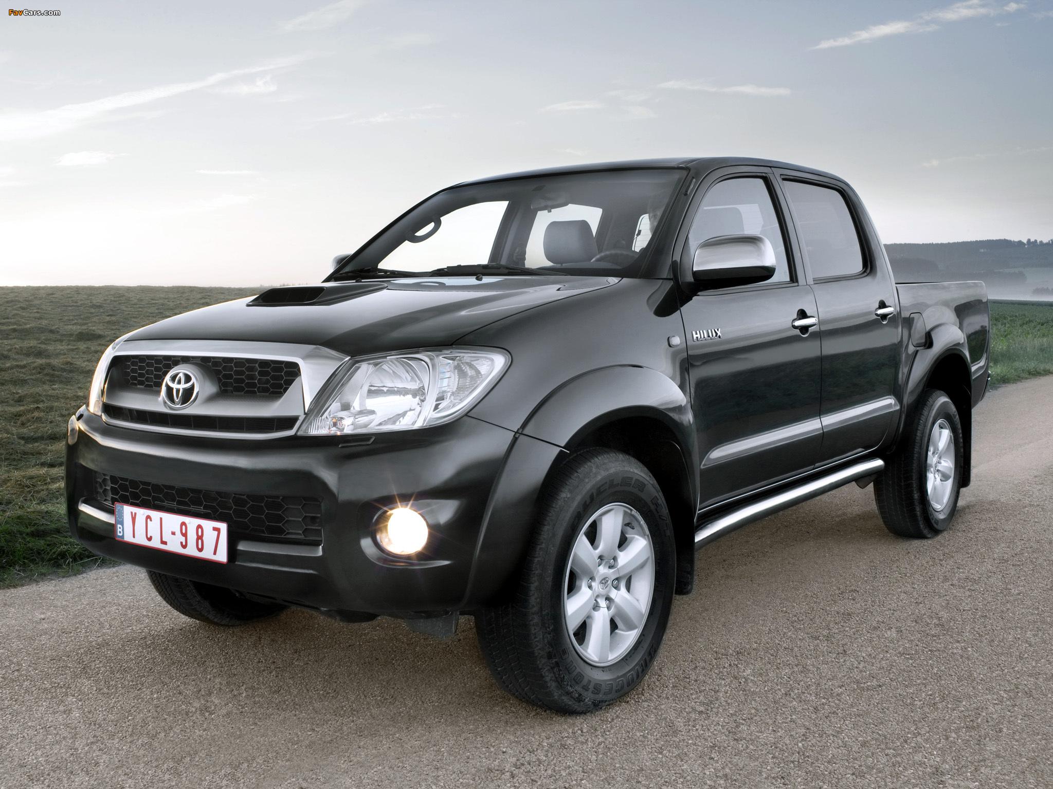 Kelebihan Toyota Hilux 2008 Review