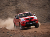 TRD Toyota Hilux 2008 wallpapers