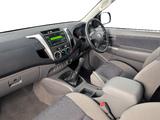 Toyota Hilux Xtra Cab ZA-spec 2008–11 wallpapers