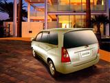 Toyota Innova 2004–08 pictures