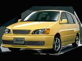 Images of Toyota Ipsum US Custom (XM10G) 1996–2001