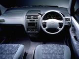 Photos of Toyota Ipsum (XM10G) 1996–2001