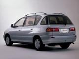 Toyota Ipsum (XM10G) 1996–2001 pictures