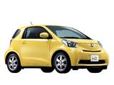 Images of Toyota iQ JP-spec (KGJ10) 2008